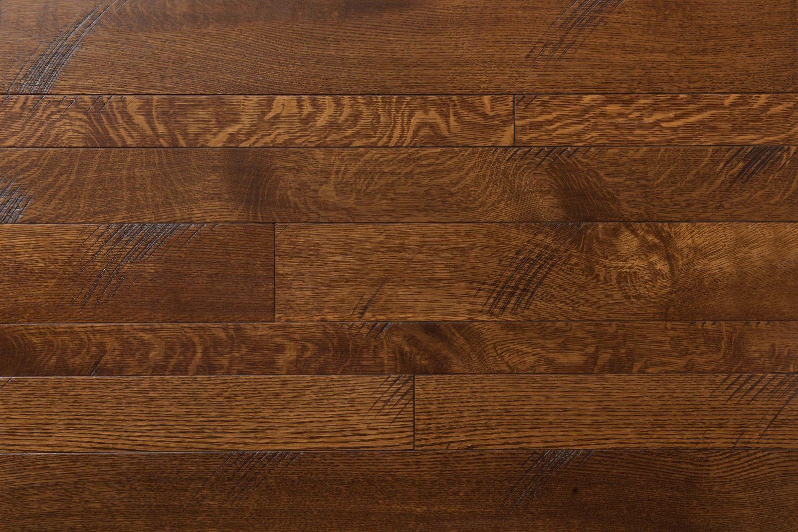 Asbury On Quarter Sawn White Oak Wood Flooring