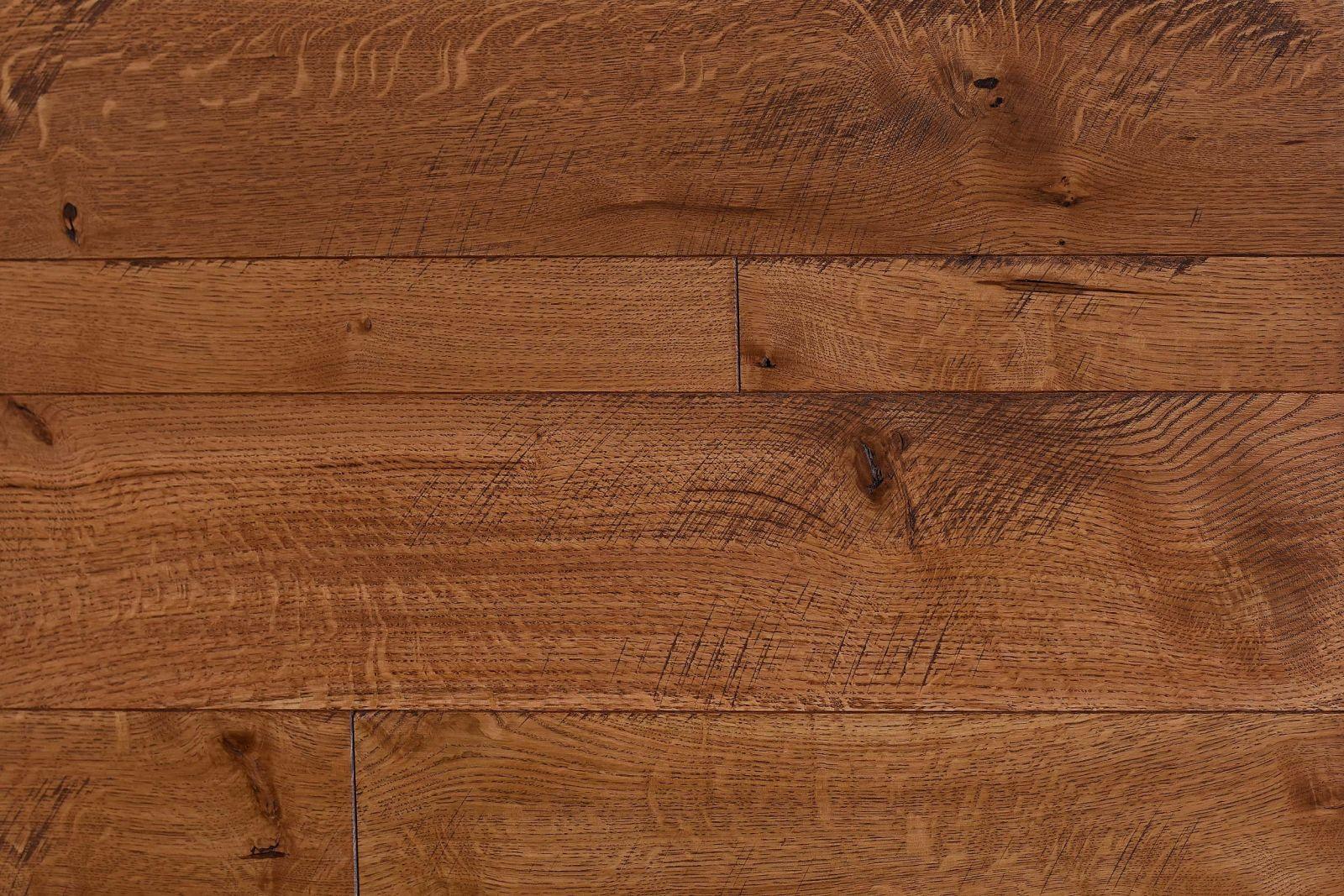 Bourbon On Quarter Sawn White Oak Custom Hardwood Flooring By Mhp