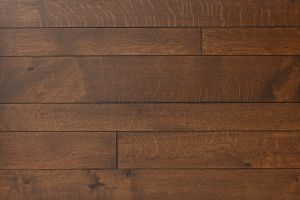 Quarter Sawn White Oak  														with  													Coffee