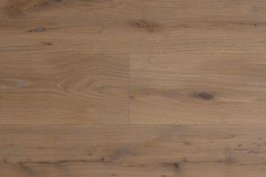 White Oak - Live Sawn  														with