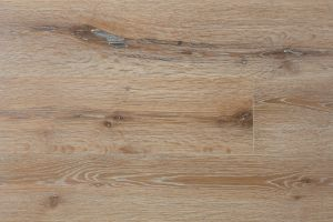 White Oak - Live Sawn  														with  													Cotton White