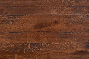 Quarter Sawn White Oak  														with  													Asbury