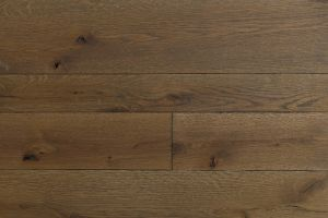 White Oak - Live Sawn  														with  													Antique Slate
