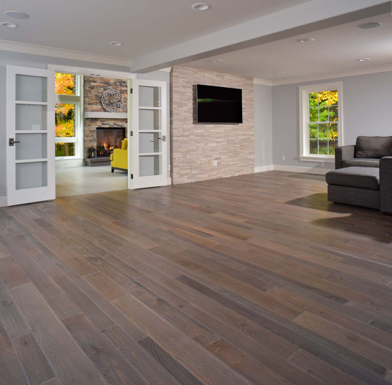 Lovely MHP Custom Handcrafted Hardwood Flooring by Mount Hope Planing PV25