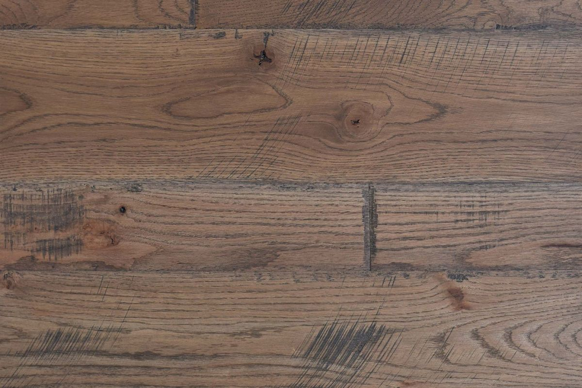 Mixed Oak With Antique Slate
